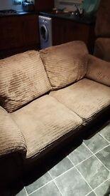 2 & 3 cord sofas