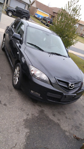 08 Mazda 3 speed 2.3L etested great shape obo