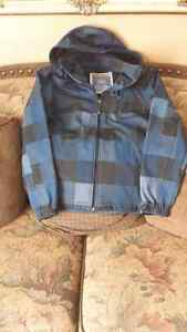 Teen Boy Point Zero Jacket