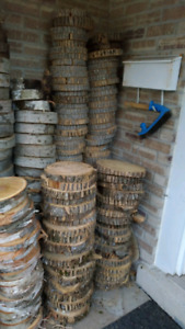 Live Edge Wood Slabs / rounds, branches, stumps , planks