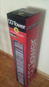 Brand new cd tower for sale 3 available Very RARE Brand New!