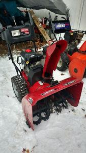 Reconditioned snowblowers for sale