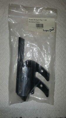 - LAPCO MODEL 98 T 98 SIGHT RAIL ANODIZED BLACK NOS