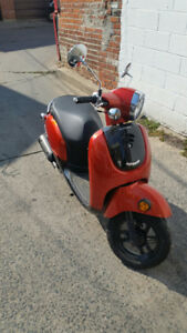Low Mileage 50cc Honda Scooter !! ***NOW SOLD***