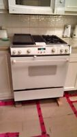 Jenn Air Gas Grill/Convection Oven