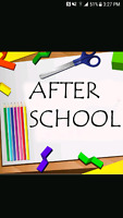 AFTER SCHOOL PICK UP AND CARE FOR BROOKLAND ELEMENTARY STUDENTS
