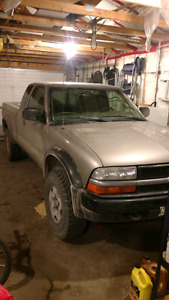 2001 chevy s10 zr2
