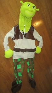 Costume de Shrek
