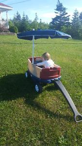 Little Tikes Deluxe Wagon