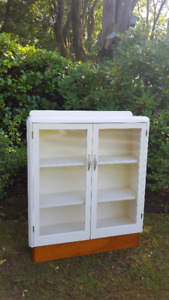Retro Hand Crafted Bookcase