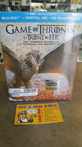 Game of thrones Blu-ray complete season
