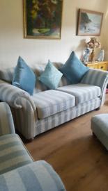 Sofa , armchair & pouffe