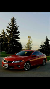 2014 Honda Accord Coupe - FIRM PRICE