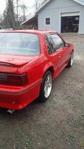 1989 Ford Mustang Coupe (2 door) Peterborough Peterborough Area image 3