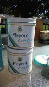 Player's Navy Cut Cigarette Tins Stratford Kitchener Area image 4