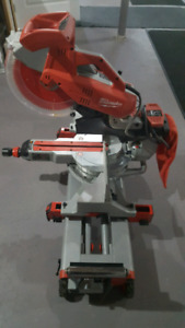 12 Inch Milwaukee Mitre Saw