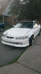 2000 accord with Euro R front end conversion