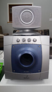 The Ultimate Home Theater system Kenteck in good condition