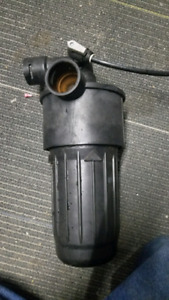Kinetico Mach series filter housing