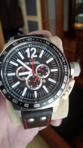 TW Steel Canteen Chronograph