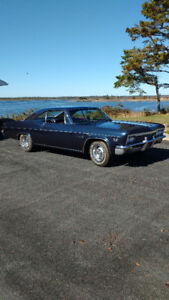 Big Block Impala ,# matching