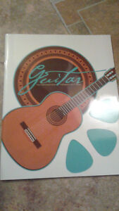 BJU Guitar Beginners instructional book