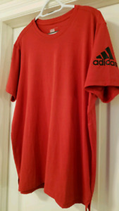 Men's ADIDAS Prime T-Shirt - Size XL - Like New!