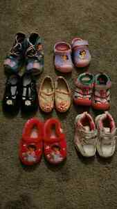 Size 5 - 6 girls shoes