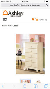 Ashley furniture cottage retreat dresser