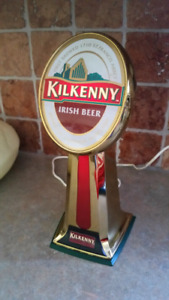 Kilkenny draft beer tower