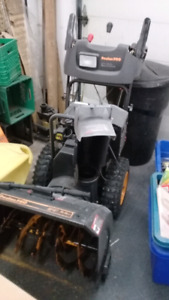 Poulan Snowblower