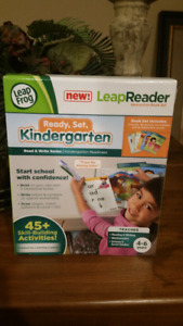 Leap reader , read and write