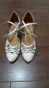 Brand new Latin Suede Sole Dance Shoes