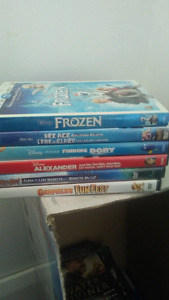 Assorted Family Movies