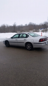 2003 impala 167k good shape low k