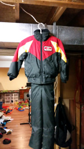 Kids ice rider floater suit