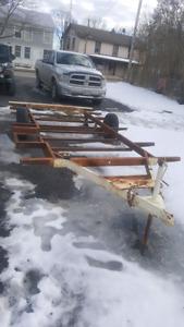 14' trailer  frame.