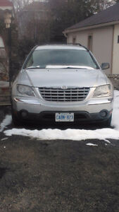 2004 Chrysler Pacifica Base SUV, Crossover