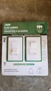 Dimmers for sale - 2 for $20
