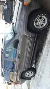 2000 Jeep Grand Cherokee Limited SUV, Crossover