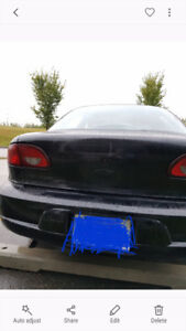 2001 Chevrolet Cavalier *LOW KM* PRICED TO SELL