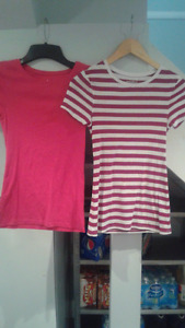 2 Old Navy Short Sleeve Shirts