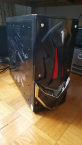 GAMER PC- ASUS P6T - i7 950 (3.3GHz) - RADEON R7 (2GB) - 8GB RAM