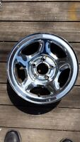 4) 14 inch Ford Rims
