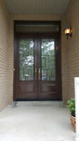 Action windows plus doors. Call 647 632 5681