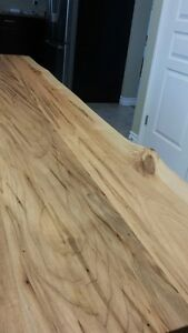 Beautiful Live Edge Dining Table
