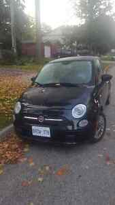 2012 Fiat 500 Pop Coupe! Automatic! Red Interior!