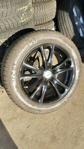 "Lexus/Toyota OEM Fit 18"" Alloys with 235.55.18 Michelin, $540!!"