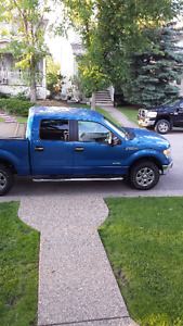 2014 Ford F-150 XLT Pickup Truck V6 Eco Boost 365 HP