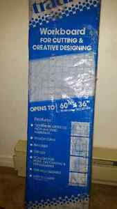 Workboard for cutting and creative designing